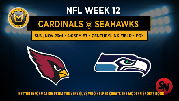 Arizona Cardinals @ Seattle Seahawks