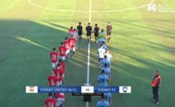 All of the goals from Sydney United 58 FC against Sydney FC Youth. Visit https://www.youtube.com/playlist?list=PLxa2AB3-xOruwOZOVyGOnAmADD4MkJDxG for highlights of the other Round 18 matches.
