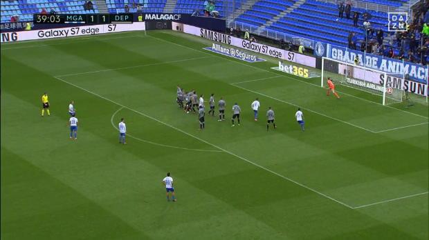 Top 5: Ronaldo-Flugshow und Last-Minute-Malaga