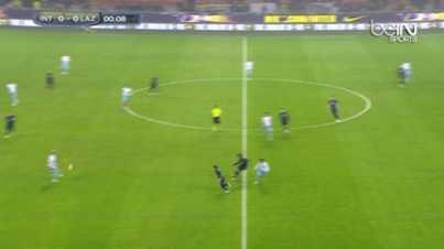 Serie A : Inter 2-2 Lazio