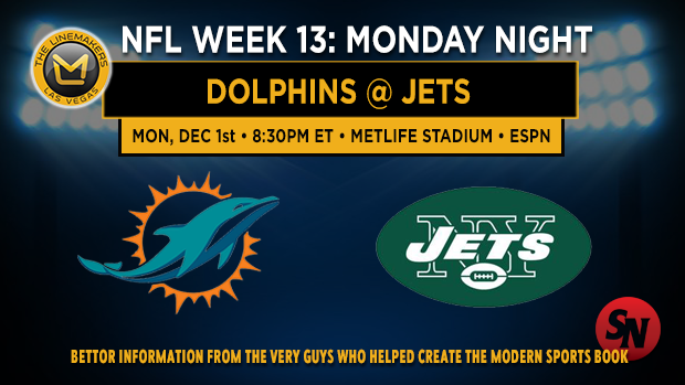 Miami Dolphins @ New York Jets