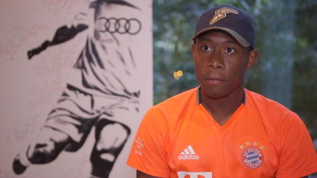 "Alaba: ""Vollgas"" mit Ribery auf links"