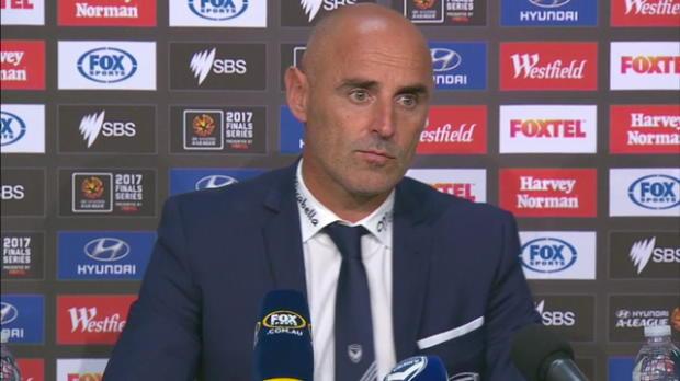 Melbourne Victory semi final press conference