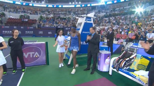 Triumph und Top Ten für Venus Williams