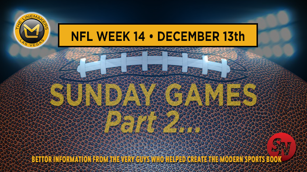 NFL Week 14 Part 2