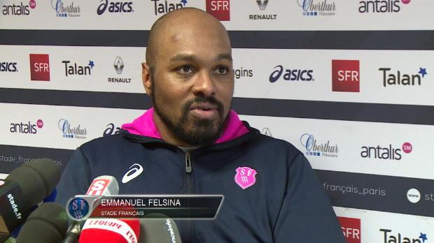 Top 14 - Stade Français : Felsina : 'Plus d'étrangers en Bleus : C'est bien, mais...'