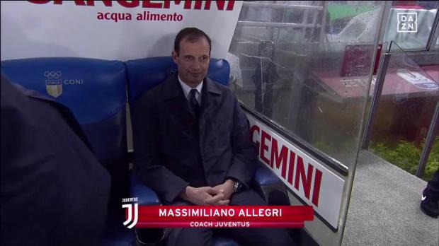 Juventus - AC Mailand
