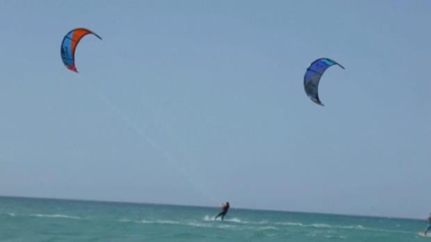 Kitesurfing armada breaks Guinness World Record in Spain