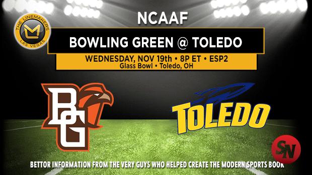Bowling Green @ Toledo