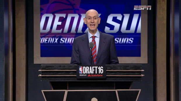 Phoenix Suns Select Georgios Papagiannis 13th in 2016 NBA Draft