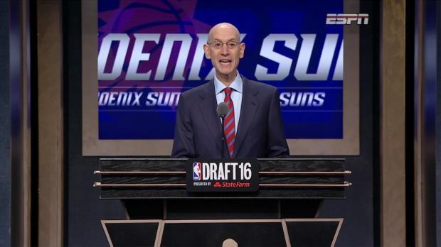 Phoenix Suns Select Georgios Papagiannis 13th in 2016 NBA Draft
