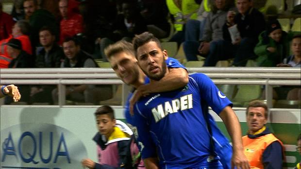 Parma 1-3 Sassuolo, Giornata 08 Serie A TIM 2014/15
