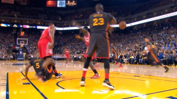 Basket : NBA - L'action qui tue - L'incroyable breakaway de Curry and co
