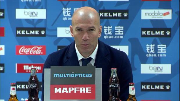 """Zidane schwärmt: """"Bale war überragend!"""""""