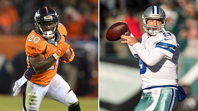Justin Forsett on possibility of Tony Romo to Broncos: 'Come on in and compete'