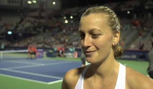 Kvitova Interview: WTA Montreal 1R