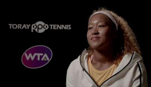 Osaka Interview: WTA Tokyo QF