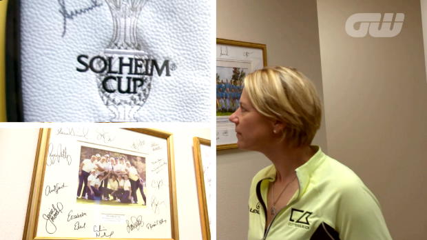 GW Inside The Game: Captain Sorenstam on the Solheim Cup