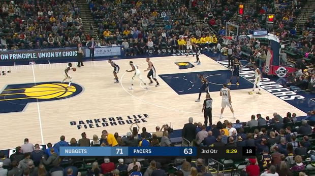 WSC: Victor Oladipo (47 points) Highlights vs. Denver Nuggets