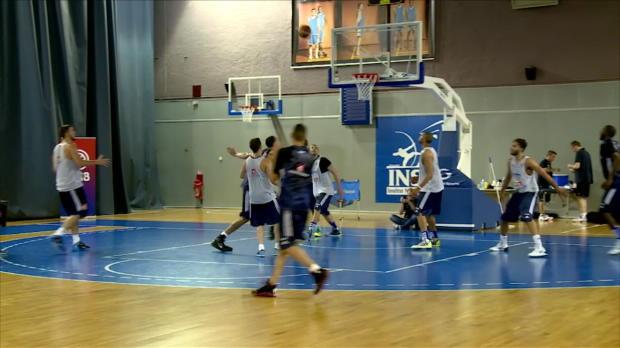 Basket : FIBA - Bleus - Le Brésil pour débuter