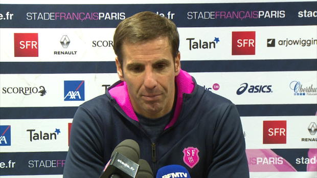 Top 14 - 21e j. : Quesada : 'C'est dur'