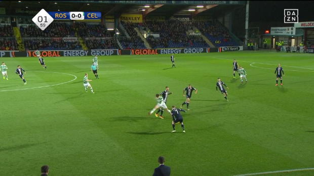 Ross County - Celtic