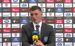 John Aloisi was pleased with the fightback shown by his team to earn a point against Sydney FC on Saturday.