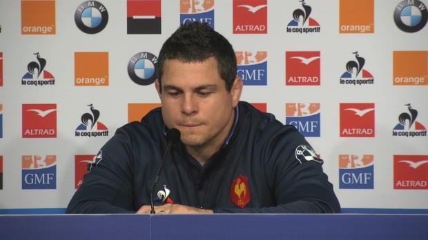 """Rugby : Tournée de novembre - Guirado - """"Encore plus envie de me battre pour ce maillot"""""""