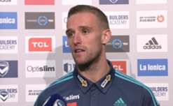 Hear from Melbourne Victory defender Nick Ansell following Saturday night's 2-1 win over Adelaide United.