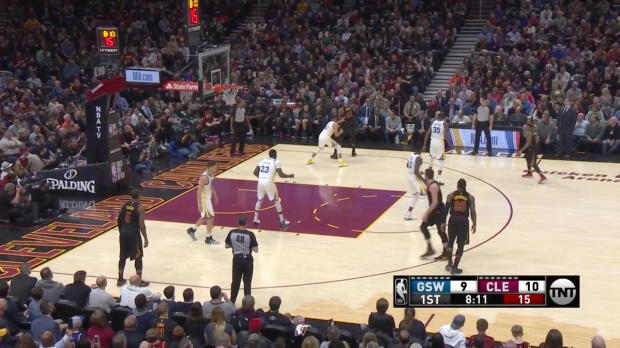 WSC: LeBron James (32 points) Highlights vs. Golden State Warriors