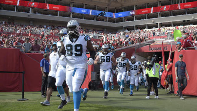 Rapoport: Panthers hope they can work out long-term extension with Kawann Short