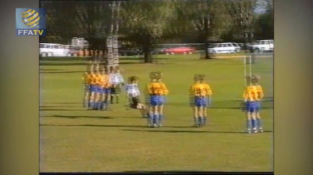 FFA TV    My Socceroo story: Trent Sainsbury