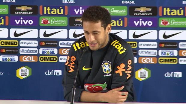 Neymar schwärmt von Messi und Ronaldo