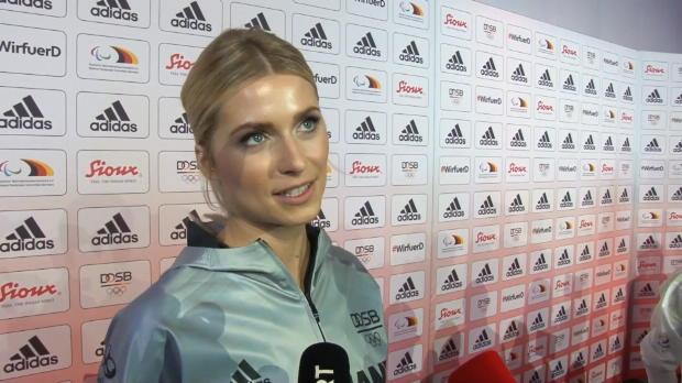 "Rio 2016: Lena Gercke: ""Athleten feiern!"""