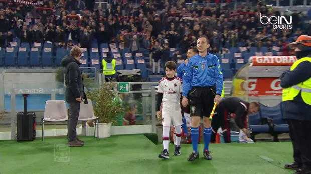 Serie A : AS Roma 0-0 AC Milan