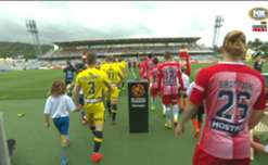 Melbourne City moved into third spot with a thrilling 3-2 win over Central Coast Mariners on Sunday afternoon.
