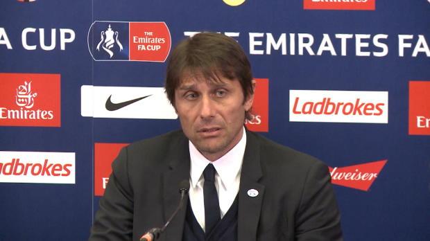 FA Cup: Trotz Finaleinzug: Conte denkt an Liga