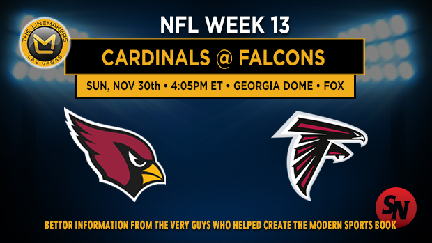 Arizona Cardinals @ Atlanta Falcons