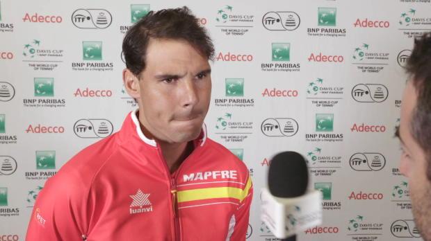 Davis Cup: Nadal: Kohlschreiber kann jeden Belag
