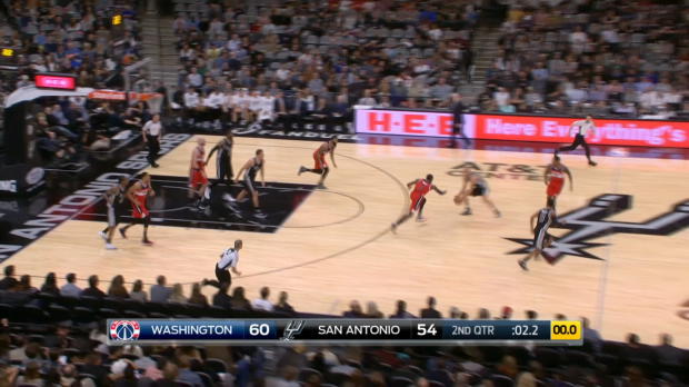 Steal of the Night - Manu Ginobili