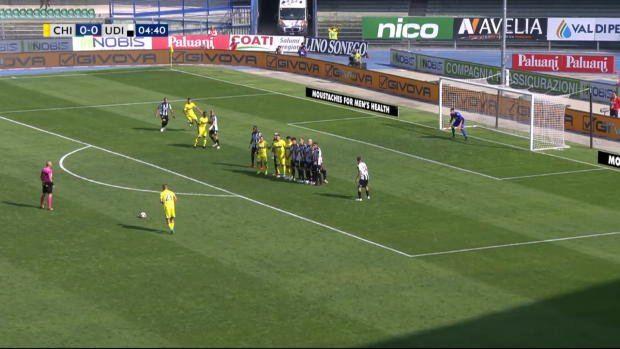 Serie A: Chievo - Udinese | DAZN Highlights