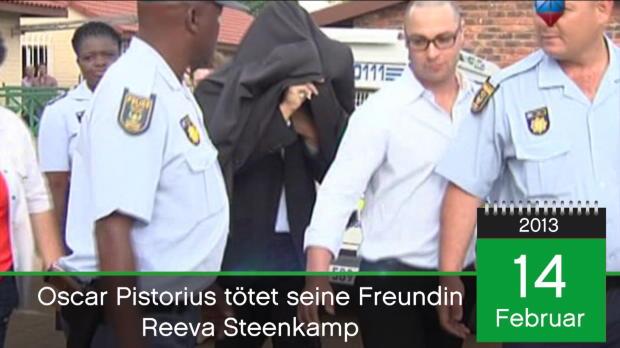 On this day: Oscar Pistorius wird zum Mörder