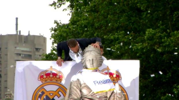 Sergio Ramos, Reals Feierbiest Nummer eins