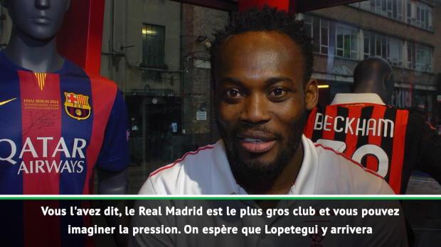 La Liga - Essien - 'Au Real, on sait ce qui arrive quand il n'y a pas les résultats...'