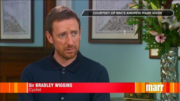 """Wiggins: """"No buscaba una ventaja injusta"""""""