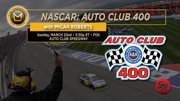 NASCAR Auto Club 400