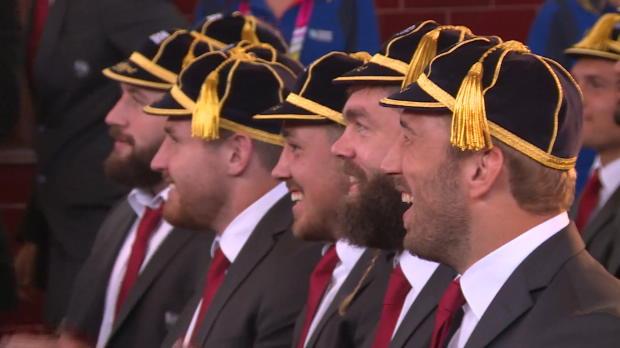 Mondial 2015 - L'Angleterre concentr�e sur le match d'ouverture