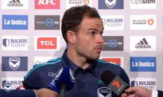 Hear from Leigh Broxham ahead of Melbourne Victory's clash with Sydney FC on Australia Day, when he is expected to break the club's Hyundai A-League games record.