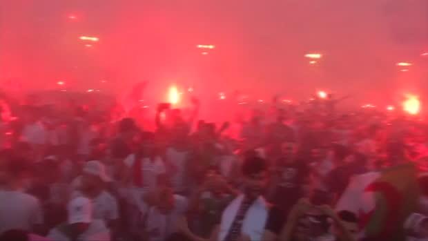 CAN 2019 - Et Alger a basculé dans une liesse folle...