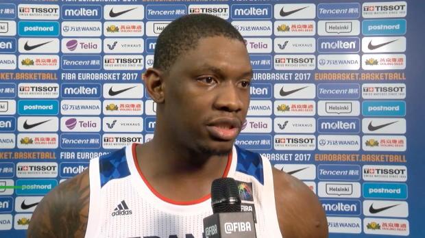 """Basket : Euro 2017 - Séraphin - """"C'était un beau spectacle"""""""